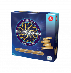 Haluatko miljonääriksi 2nd Edition