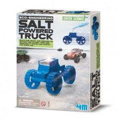 Salt Water Powered Truck - Green Science