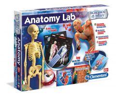 Clementoni Anatomy Lab - ihminen