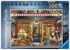 Antiques & Curiosities - Ravensburger palapeli 500 palaa