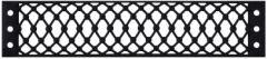 Batucada Rubber design for cuff, graphic black