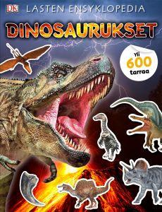 Dinosaurukset lasten ensyklopedia - 600 tarraa