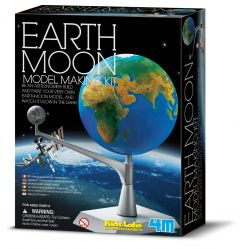 Earth & Moon Model Making Kit