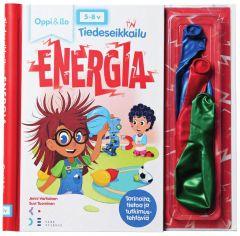Tiedeseikkailu - Energia 5-8v.