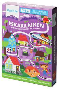 Eskarilainen -puuhakortit 5-6v.