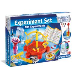 Clementoni Experiment Set - 101 Experiments