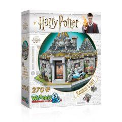 Wrebbit 3D Puzzle - Hagrid's Hut