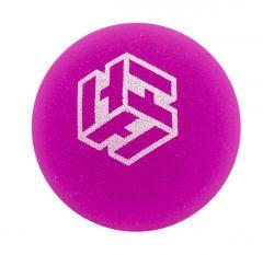 Pallo valkoisella Heureka logolla.