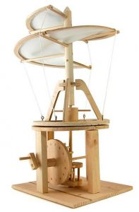 Da Vincin ilmaruuvi