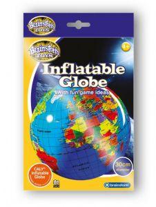 Puhallettava karttapallo 30 cm