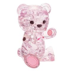 Crystal puzzle Jewel Bear Lily