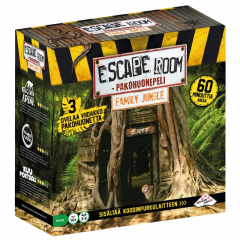 Escape Room Family Jungle