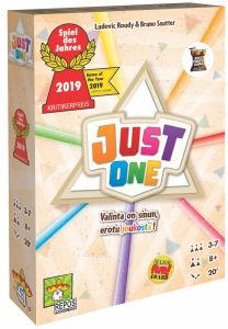 Just One, vuoden peli 2019