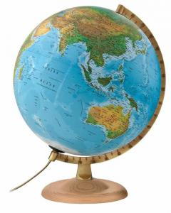 Karttapallo 30 cm, pyökkijalka