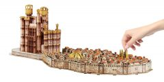 3D Puzzle Game of Thrones King´s Landing