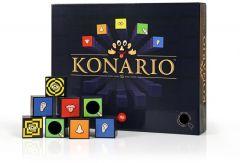 Konario - peli kaikille aisteille
