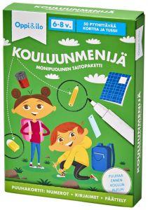 Kouluunmenijä Oppi & Ilo