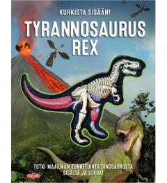 Kurkista sisään! Tyrannosaurus Rex