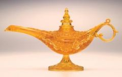 Crystal Puzzle Magic Lamp