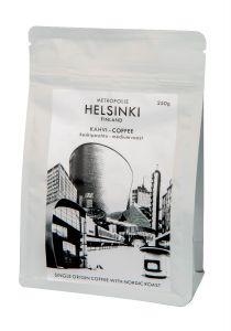 Metropolis Helsinki kahvi 250g