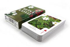 Metsäkasvit pelikortit