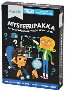 Mysteeripakka Oppi & Ilo