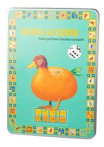 Nurin ja Kurin - Koko perheen hauska lautapeli