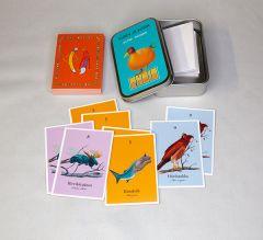 Nurin ja Kurin - Go Fish -korttipeli