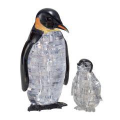 Crystal Puzzle pingviinit