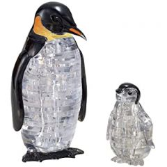 Crystal Puzzle Penguins