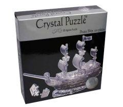 Crystal Puzzle musta merirosvolaiva