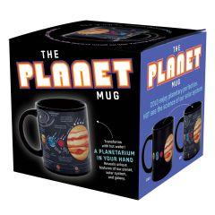 Interactive Mug Planets