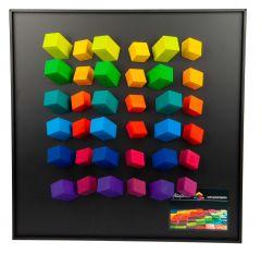 Magnetrelief Play Art magneettitaulu