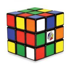 Alkuperäinen Rubikin kuutio sekoitettuna.