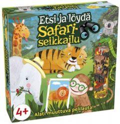 Etsi ja löydä! Safariseikkailu, Vuoden lastenpeli 2020