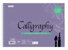Kalligrafialehtiö