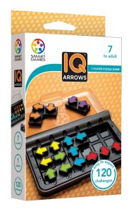 SmartGames IQ Arrows