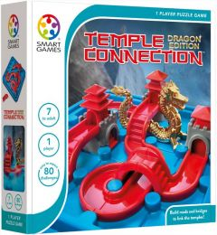SmartGames Temple Connection Dragon Edition