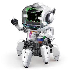 Tobbie 2.0 - ilman Micro:Bit alustaa