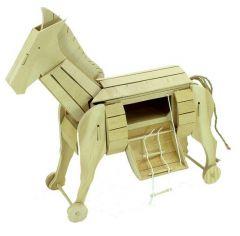 Troijan hevonen