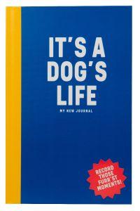 Sinikantinen päiväkirja koiranomistajalle