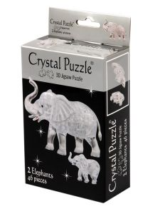 Crystal Puzzle norsut