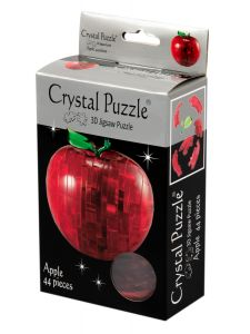 Crystal Puzzle punainen omena