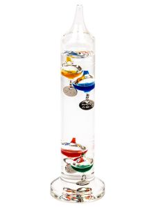 Galilein lämpömittari 18 cm