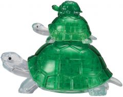 Crystal Puzzle Turtles