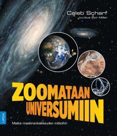 Zoomataan Universumiin, Caleb Scharf