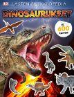 Lasten ensyklopedia - Dinosaurukset - 600 tarraa