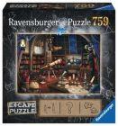 Escape Puzzle - Observatory