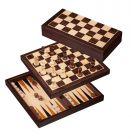 Shakki - Backgammon - Tammi