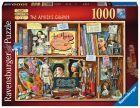 The Artist's Cabinet - 1000 palan palapeli